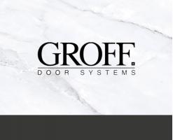 Входные двери торговой марки Groff