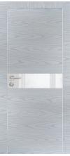 PX-13 дуб скай серый белое
