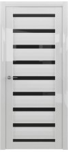 Дверь межкомнатная Сидней ДО белый глянец
