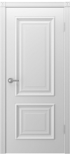Дверь эмаль Акцент ДГ белый