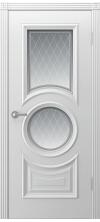 Дверь эмаль Богема ДО белый
