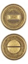 Фиксатор Vantage BK03BR состаренная бронза