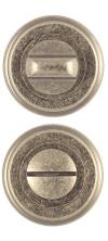 Фиксатор Vantage BK03AS состаренное серебро