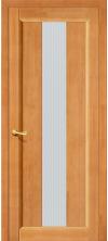 Межкомнатная дверь массив сосны Вега-18 Т-30 ДО Светлый Орех