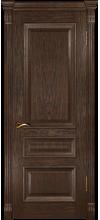 Межкомнатная дверь Фараон 2 ДГ мореный дуб темный