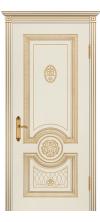 Дверь Гамма Корона ДГ Слоновая кость