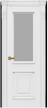 Дверь эмаль Диана ДО белая