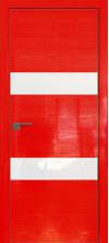 Дверь Профиль Дорс 34STK AL кромка с 4х сторон  Pine Red glossy