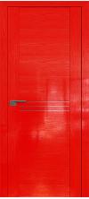 Дверь Профиль Дорс 150STP Pine Red glossy глухая