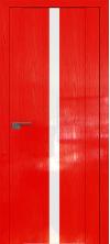 Дверь Профиль Дорс 2.04STP Pine Red glossy со стеклом