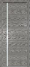 Дверь Профиль Дорс 22NK ABS кромка с 4х сторон Дуб скай деним со стеклом