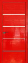 Дверь Профиль Дорс 20STK AL кромка с 4х сторон Pine Red glossy