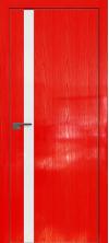 Дверь Профиль Дорс 6STK AL кромка с 4х сторон Pine Red glossy