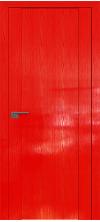 Дверь Профиль Дорс 20STP Pine Red glossy глухая