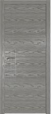 Дверь Профиль Дорс 42NK ABS кромка с 4х сторон Дуб скай деним глухая