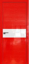 Дверь Профиль Дорс 4STK AL кромка с 4х сторон Pine Red glossy