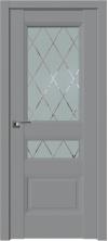 Дверь Профиль Дорс 68U Манхэттен со стеклом