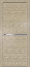 Дверь Профиль Дорс 11NK AL кромка с 4х сторон Дуб Sky Крем