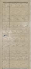 Дверь Профиль Дорс 42NK ABS кромка с 4х сторон Дуб скай крем глухая