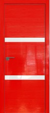 Дверь Профиль Дорс 30STK AL кромка с 4х сторон Pine Red glossy