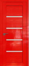 Дверь Профиль Дорс 2.09STP Pine Red glossy со стеклом