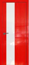 Дверь Профиль Дорс 5STK AL кромка с 4х сторон Pine Red glossy