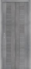 Складная дверь Порта 21 ПC grey veralinga