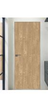 Скрытая дверь 1ZN Каштан натуральный