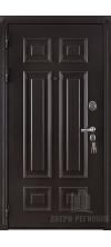 Входная дверь Сенатор Марсель ПВХ венге