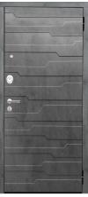 Входная дверь Аргус Люкс 3к 2п бетон