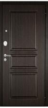 Входная дверь Аргус Люкс 3к 2п Сабина венге